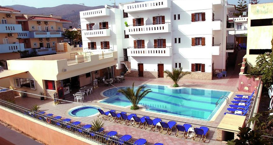 Hotel Semiramis Malia